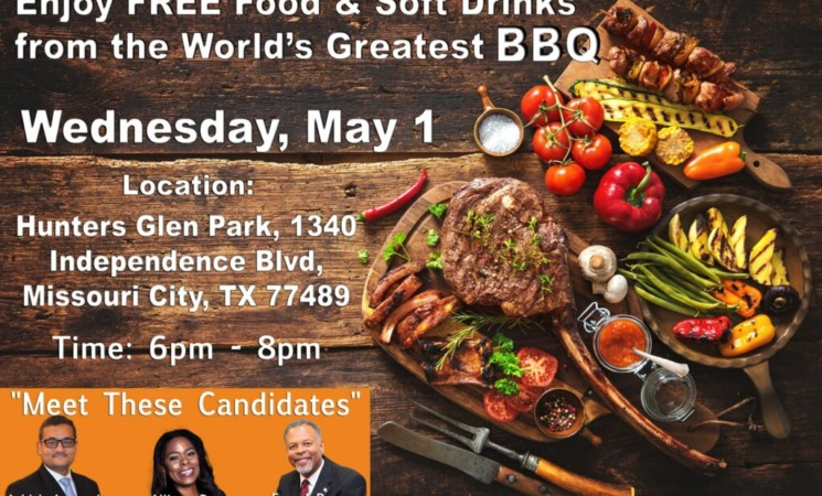 Meet The Candidates BBQ